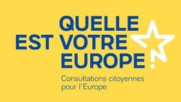 Citizens' Consultations for tomorrow's Europe